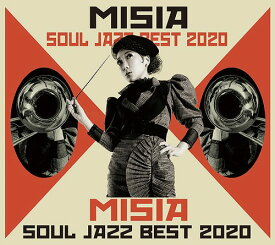 MISIA SOUL JAZZ BEST 2020 [Blu-spec CD2] [通常盤][CD] / MISIA