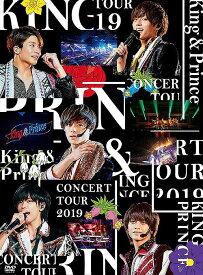 King & Prince CONCERT TOUR 2019[Blu-ray] [初回限定版] / King & Prince