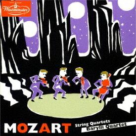モーツァルト: 弦楽四重奏曲集 [UHQCD] [限定盤][CD] / バリリ四重奏団
