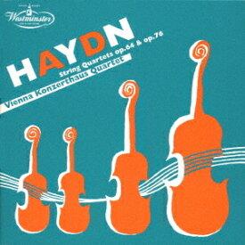ハイドン: 弦楽四重奏曲集 [UHQCD] [限定盤][CD] / ウィーン・コンツェルトハウス四重奏団