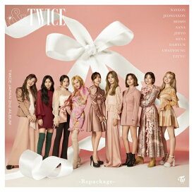 &TWICE-Repackage-[CD] [通常盤] / TWICE
