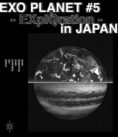 EXO PLANET #5 - EXplOration - in JAPAN [通常版][Blu-ray] / EXO