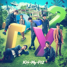 To-y2[CD] [通常盤] / Kis-My-Ft2 (キスマイフットツー)