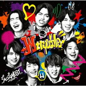 W trouble[CD] [通常盤] / ジャニーズWEST