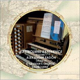 イーストボーン聖救世主教会のオルガン[CD] / クラシックオムニバス