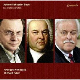J.S.バッハ: フルート・ソナタ集[CD] / クラシックオムニバス