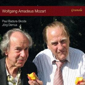 モーツァルト: 2台ピアノ、連弾、独奏作品集[CD] / クラシックオムニバス