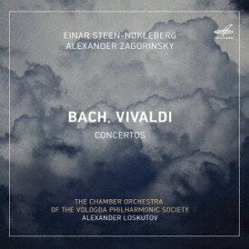 J.S.バッハ&ヴィヴァルディ: 協奏曲集[CD] / クラシックオムニバス