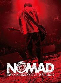 """錦戸亮 LIVE TOUR 2019 """"NOMAD""""[DVD] [初回限定版] [2DVD+フォトブック] / 錦戸亮"""