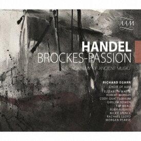 ヘンデル: ブロッケス受難曲 HWV48 レオ・ドゥアルテによる新校訂版[CD] / クラシックオムニバス