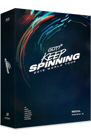 GOT7 2019 WORLD TOUR [KEEP SPINNING] IN SEOUL[Blu-ray] [輸入盤] / GOT7