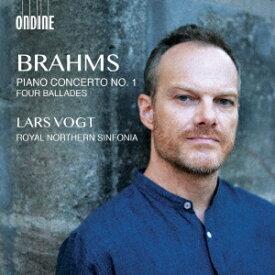 ブラームス: ピアノ協奏曲 第1番 他[CD] / クラシックオムニバス