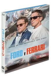 フォード vs フェラーリ[Blu-ray] ブルーレイ+DVDセット / 洋画