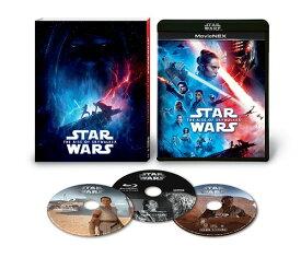 スター・ウォーズ/スカイウォーカーの夜明け MovieNEX[Blu-ray] (初回版) [Blu-ray+DVD] / 洋画