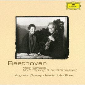 ベートーヴェン: ヴァイオリン・ソナタ第5番「春」・第9番「クロイツェル」[CD] [UHQCD] [限定盤] / オーギュスタン・デュメイ (ヴァイオリン)
