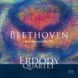 ベートーヴェン: 弦楽四重奏曲第12番[CD] / エルデーディ弦楽四重奏団