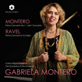 モンテーロ&ラヴェル: ピアノ協奏曲集[CD] / クラシックオムニバス