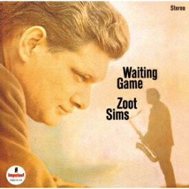 ウェイティング・ゲーム[CD] [UHQCD] [生産限定盤] / ズート・シムズ
