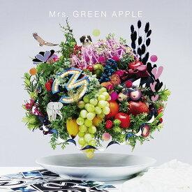 5[CD] [DVD付初回限定盤] / Mrs. GREEN APPLE