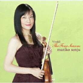 ヴィヴァルディ: ヴァイオリン協奏曲集「四季」 他[CD] [UHQCD] [初回限定盤] / 千住真理子 (ヴァイオリン)