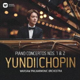 ショパン: ピアノ協奏曲第1番、第2番[CD] [UHQCD] / ユンディ (ピアノ)