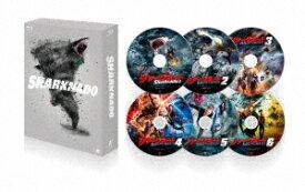 シャークネード[Blu-ray] 完全震撼ブルブルBlu-ray BOX [初回限定生産] / 洋画
