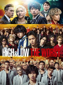 HiGH & LOW THE WORST[DVD] / 邦画