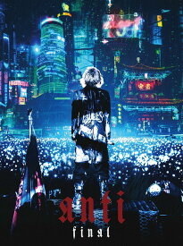 HYDE LIVE 2019 ANTI FINAL[Blu-ray] [初回限定版] / HYDE