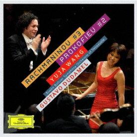 ラフマニノフ: ピアノ協奏曲第3番/プロコフィエフ: ピアノ協奏曲第2番[CD] [MQA/UHQCD] [生産限定盤] / ユジャ・ワン (ピアノ)