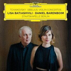 チャイコフスキー&シベリウス: ヴァイオリン協奏曲[CD] [MQA/UHQCD] [生産限定盤] / リサ・バティアシュヴィリ (ヴァイオリン)