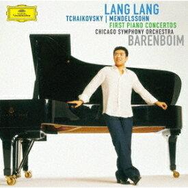 チャイコフスキー&メンデルスゾーン: ピアノ協奏曲 第1番[CD] [UHQCD] [限定盤] / ラン・ラン (ピアノ)