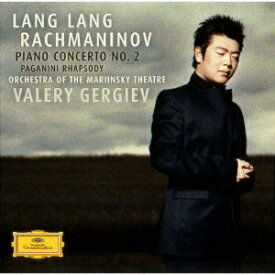 ラフマニノフ: ピアノ協奏曲第2番、パガニーニの主題による変奏曲[CD] [UHQCD] [限定盤] / ラン・ラン (ピアノ)