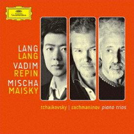 チャイコフスキー&ラフマニノフ: ピアノ三重奏曲[CD] [UHQCD] [限定盤] / ラン・ラン (ピアノ)