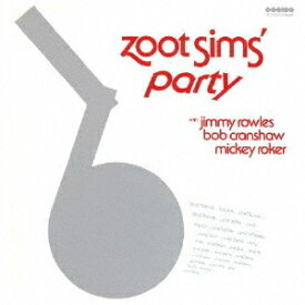 ズート・シムズ・パーティー +2[CD] [期間限定盤] / ズート・シムズ