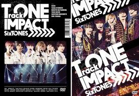 TrackONE -IMPACT-[DVD] [DVD 初回版+通常版] [2タイプ一括購入セット] / SixTONES