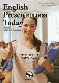 [書籍のメール便同梱は2冊まで]/アクティビティで学ぶ英語プレゼン術[本/雑誌] / ChristopherPond/著