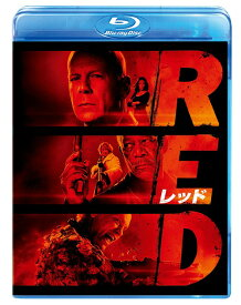 RED/レッド[Blu-ray] [廉価版] / 洋画