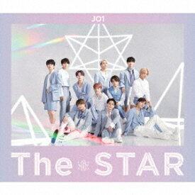 The STAR[CD] [CD+SOLO POSTER/通常盤] / JO1