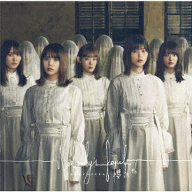 Nobody's fault[CD] [CD+Blu-ray/TYPE-B] / 櫻坂46