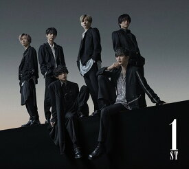 1ST[CD] [CD+DVD/初回盤A: 原石盤] / SixTONES