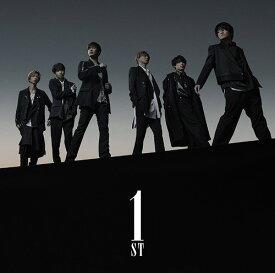 1ST[CD] [通常盤] / SixTONES