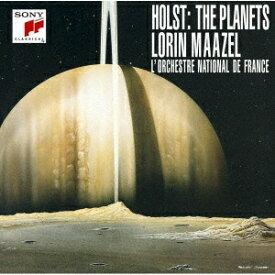 ホルスト: 惑星他[CD] / ロリン・マゼール (指揮)