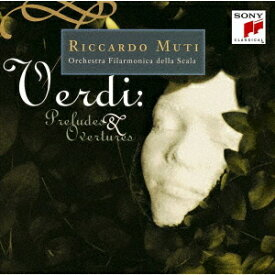 ヴェルディ: 序曲・前奏曲集[CD] / リッカルド・ムーティ (指揮)