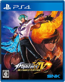 THE KING OF FIGHTERS XIV ULTIMATE EDITION[PS4] / ゲーム