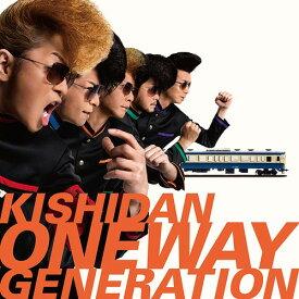Oneway Generation[CD] / 氣志團