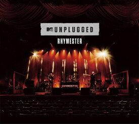 MTV Unplugged: RHYMESTER[CD] / RHYMESTER
