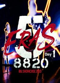 B'z SHOWCASE 2020 -5 ERAS 8820-[DVD] Day 1 / B'z