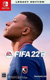 FIFA 22 Legacy Edition[Nintendo Switch] / ゲーム