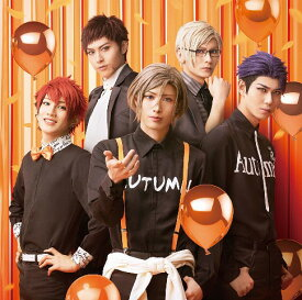 MANKAI STAGE『A3!』Autumn Troupe コスモス≒カオス[CD] / ゲーム・ミュージック