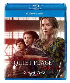 クワイエット・プレイス 破られた沈黙[Blu-ray] [ブルーレイ+DVD] / 洋画